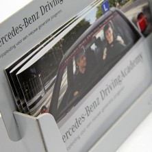 Brochure display